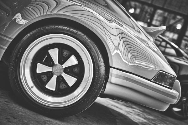 Porsche Detail by icipix