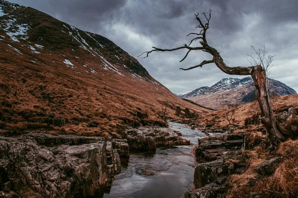 Ranoch Moor by JohnDyer