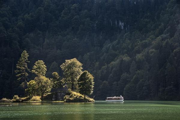 Alpine Boat Trip by Zydeco_Joe