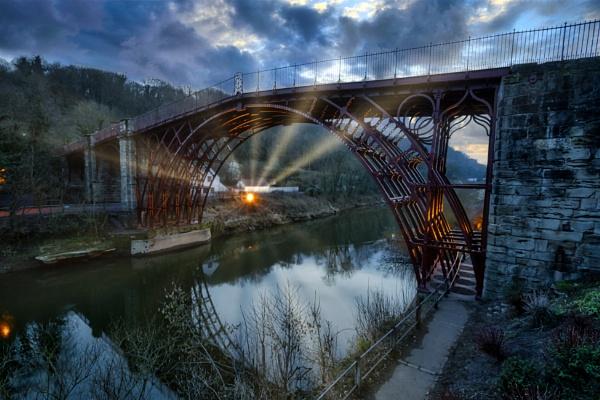 Iron bridge by mmart