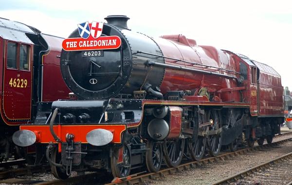46203 Princess Margaret Rose by harrywatson