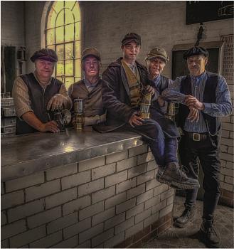 Lamp Room Boys