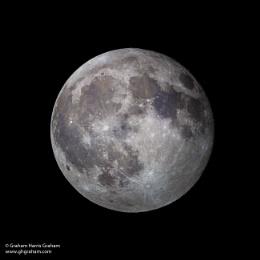St Andrews Day Full Moon