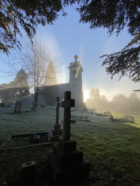 Misty West Wycombe by jimbo_t