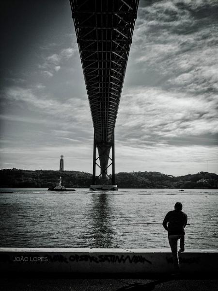 Under the bridge by Joao_Lopes