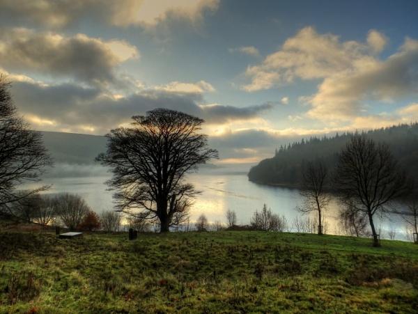 Sunrise at Ladybower by ianmoorcroft