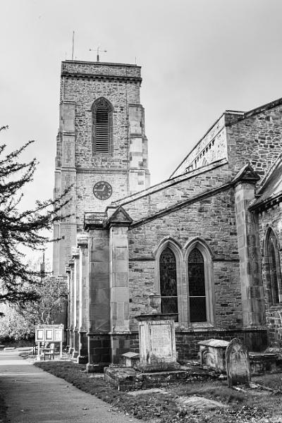 Local Church by JonnyWilliams