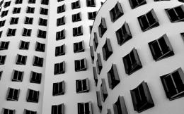Architectural in mono...