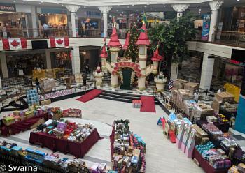 Christmas Decoration - Woodbine Mall, Toronto