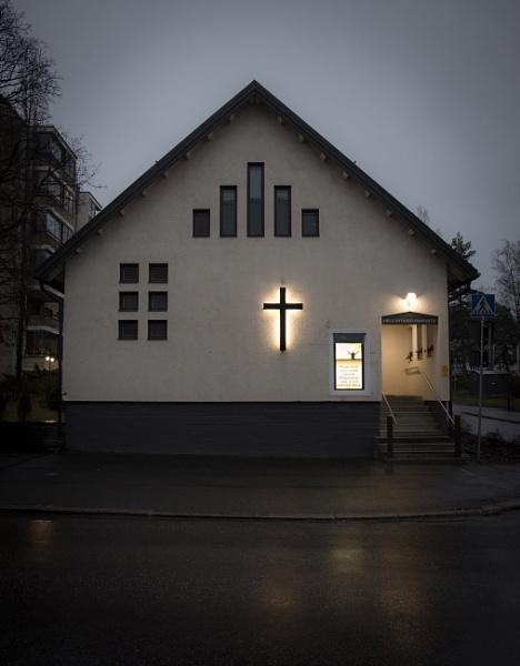 Church. by Jukka
