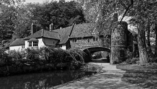 Pulls Ferry, Norwich by pdunstan_Greymoon