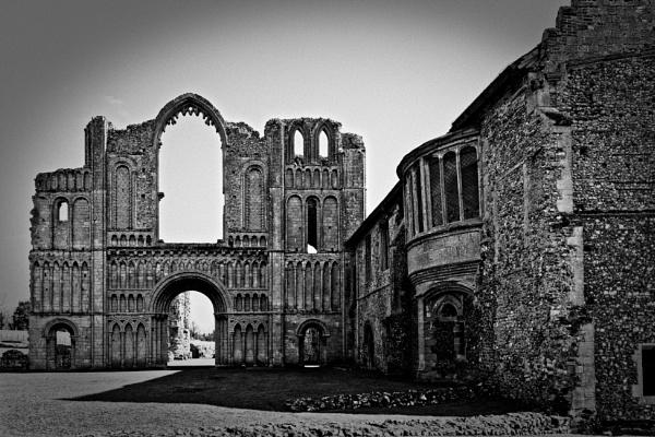 Castle Acre by pdunstan_Greymoon