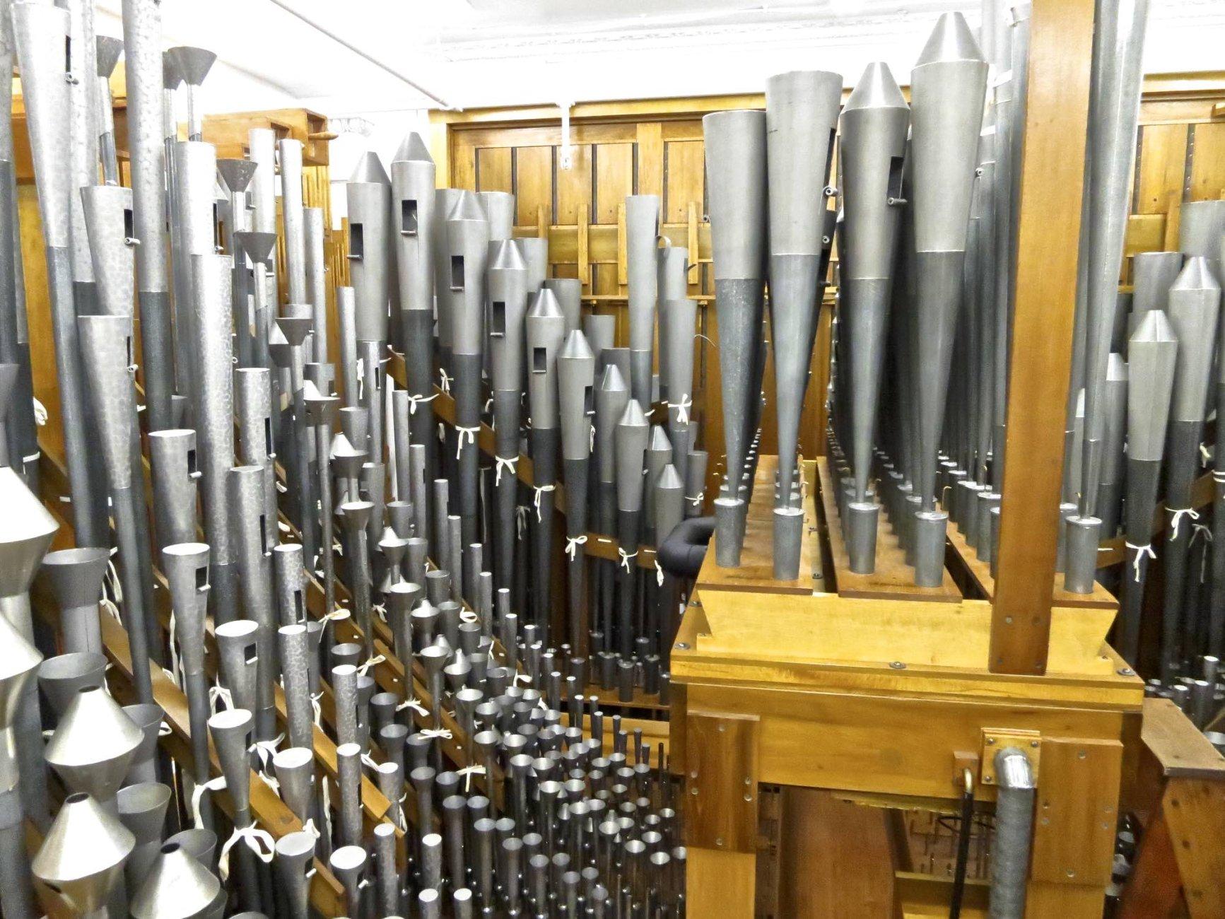The Wanamaker Organ #6