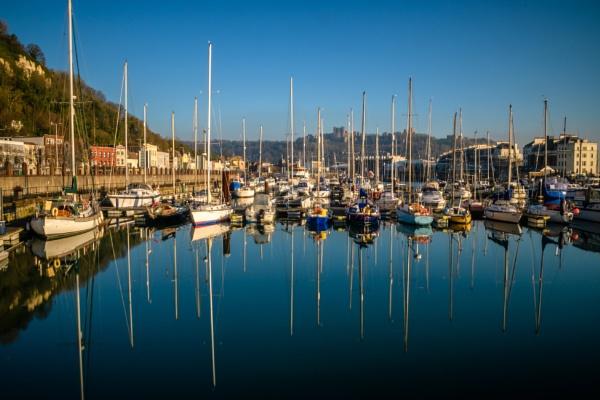 Dover marina by mogobiker