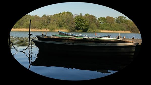 Marbury Boats by IreneClarke