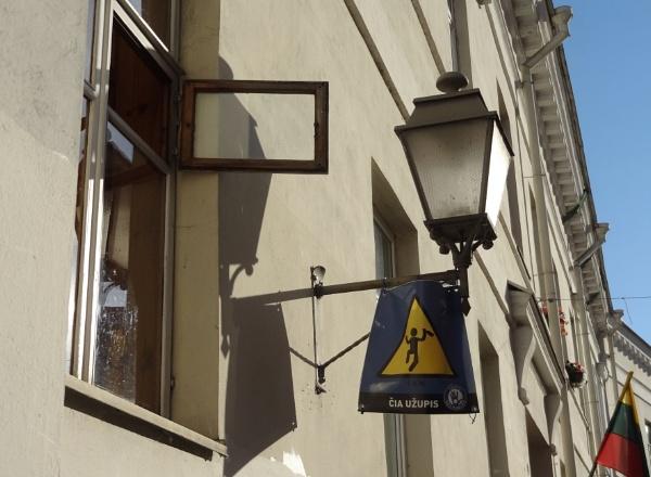Sign by SauliusR