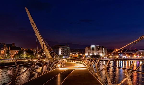 Peace Bridge. by AnnDoc