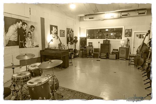 Sun Studios Memphis by IainHamer