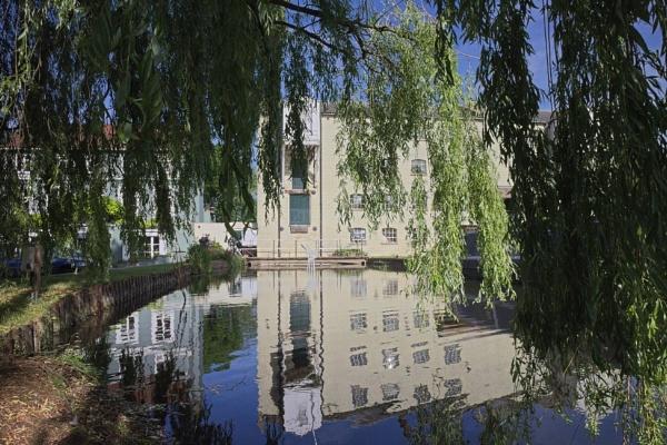 Parndon Mill by GwB
