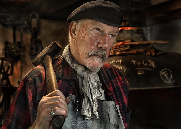The Blacksmith by Buffalo_Tom
