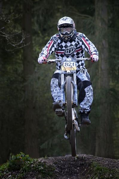 Mountain biker 821 by Zydeco_Joe