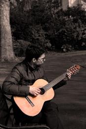 Guitarist (classical)