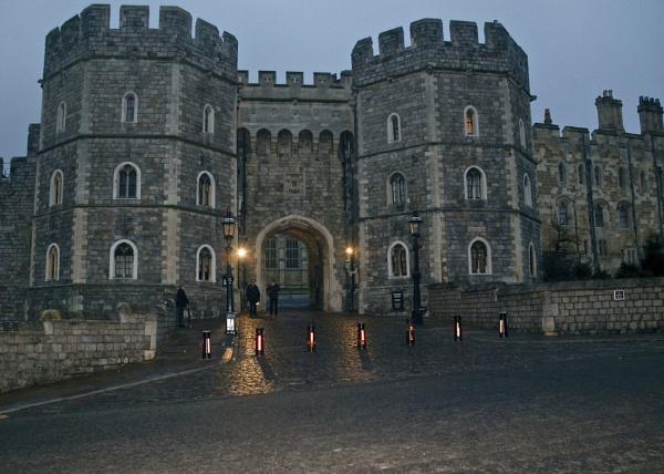 Windsor Castle by harrywatson
