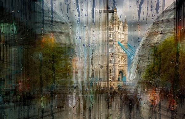 London tower bridge  by alankarl