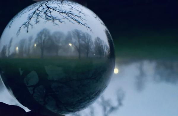 Foggy Reflection by spankychan