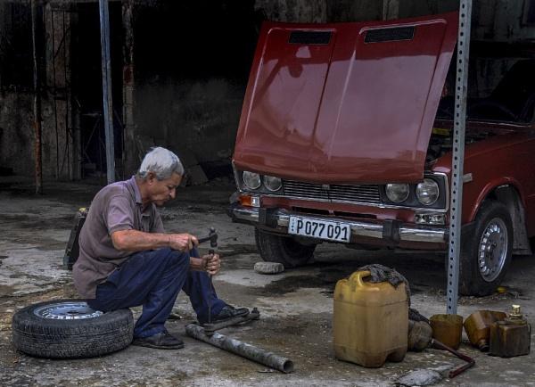 Havana Auto Services by SkySkape