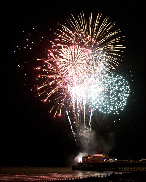 _Airbourne Fireworks by SkySkape