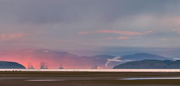 Oil Rig Nursery Inverness by hwatt