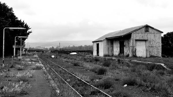 Bonnievale Station by doolittle