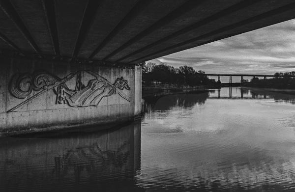 Bridge Art by nstewart