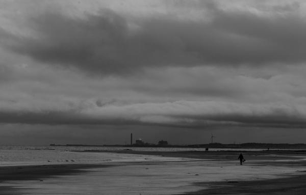 Hauxley Beach by nstewart