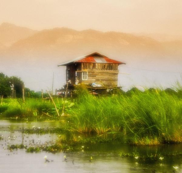 Inle Lake by bobbyl