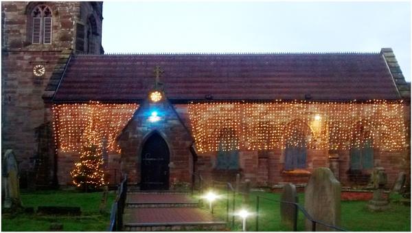 Church Lights by dark_lord