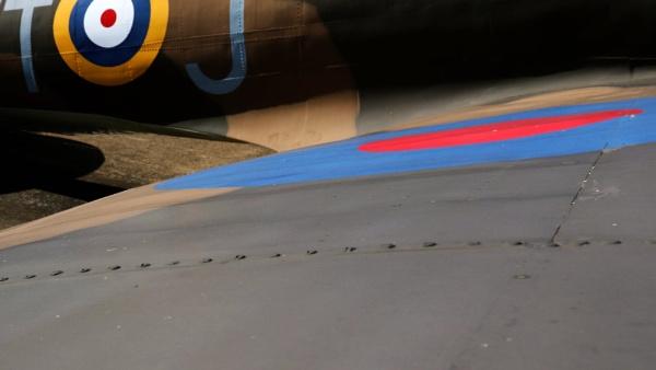 Spitfire YT J II by ardbeg77