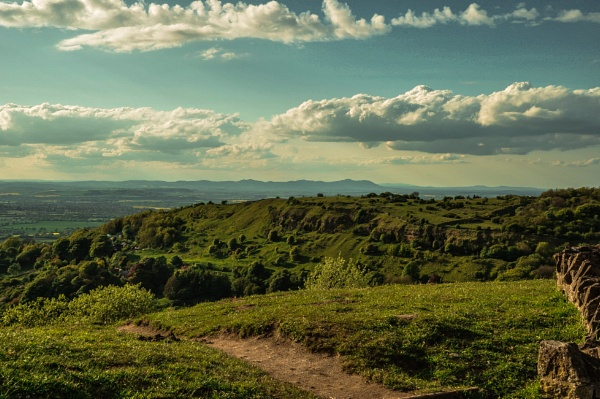 Hillfort by woodini254