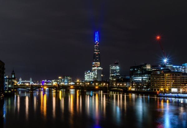 the shard by mogobiker