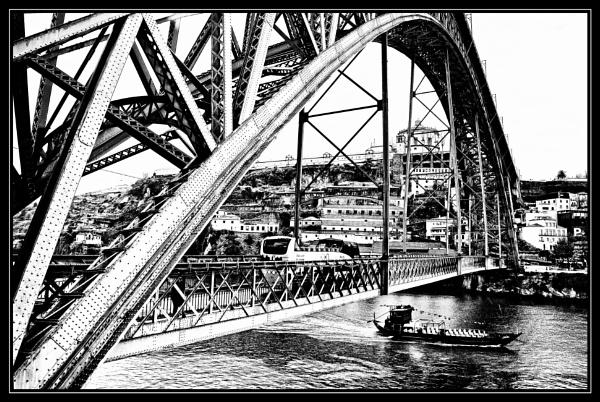 Ponte de Dom Luis 1 (2) by jacomes