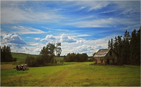 The Old Homestead by MalcolmM