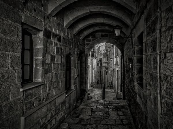 St Lazarus Alley #2 by Xandru
