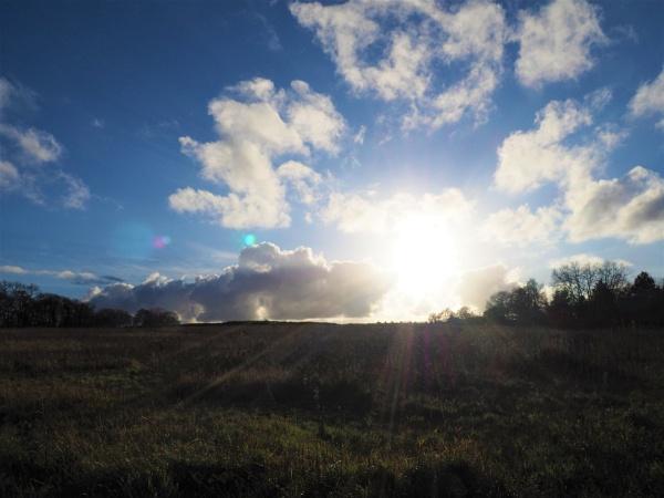 Sunburst by GwB