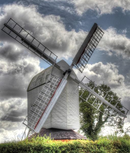Ashdon Postmill by dflory