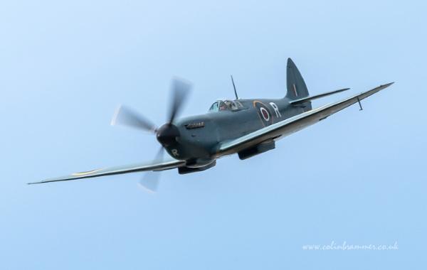 Supermarine Spitfire PR Mk XI by cyb