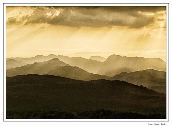 Lake District Peaks by Robert51