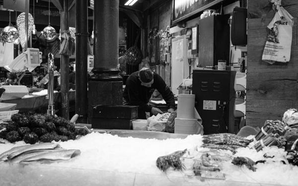 Borough market by iNKFIEND