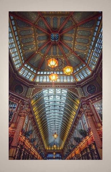 Leadnehall Market Christmas 2020 by StevenBest