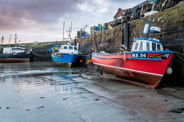 The fishing fleet by EddyG